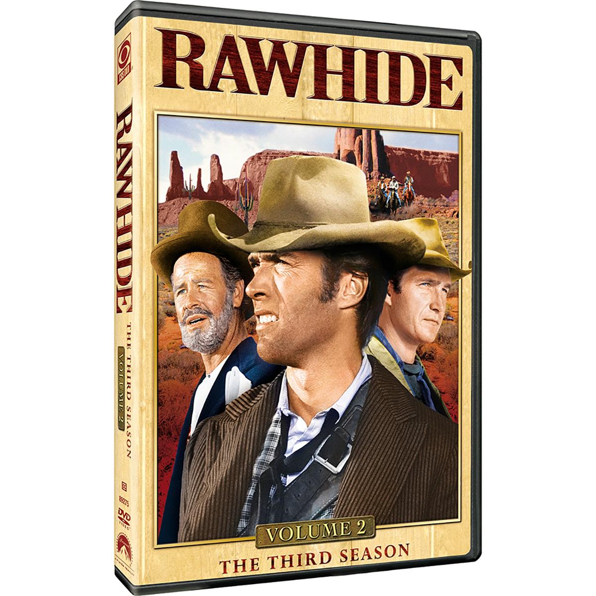 Rawhide: Season 3 - Volume 2 DVD -  DVDs & Videos 192-73817