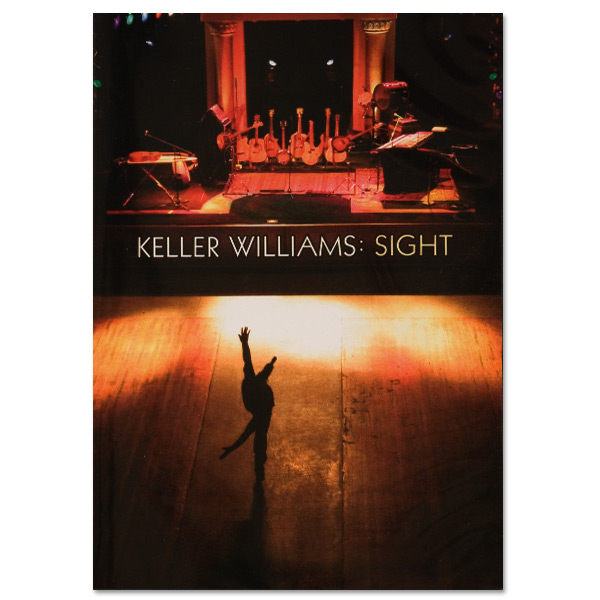 Keller Williams Sight DVD