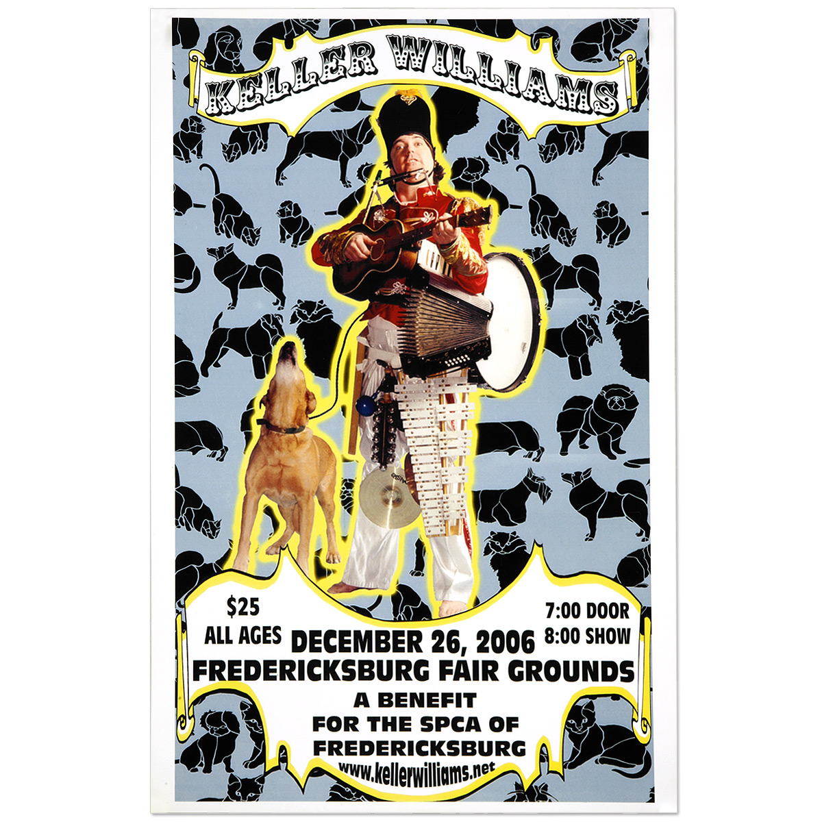 Keller Williams Fredericksburg, VA 12/26/06 Event Poster
