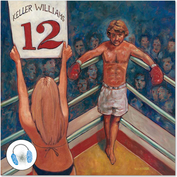 Keller Williams 12 CD