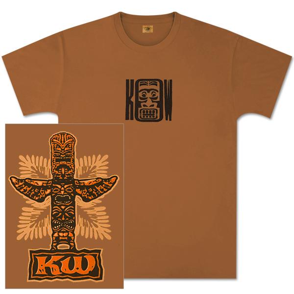 Keller Williams Tiki T-Shirt