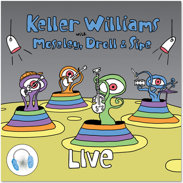 Keller Williams Live Digital Download