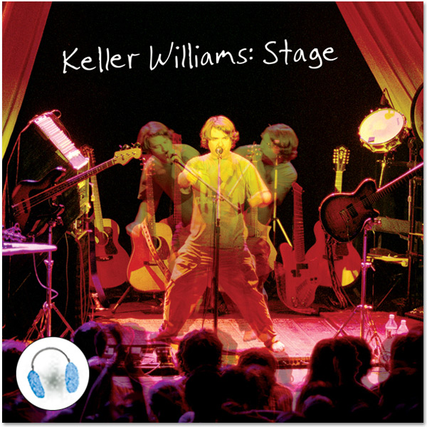 Keller Williams Stage Digital Download