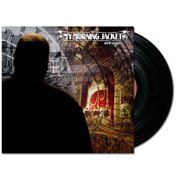 My Morning Jacket – Evil Urges (Vinyl Edition)