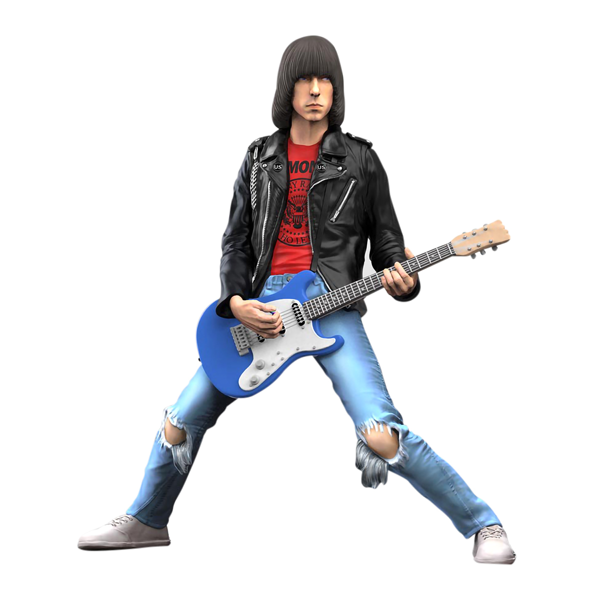 LIMITED EDITION JOHNNY RAMONE™ ROCK ICONZ STATUE - PREORDER