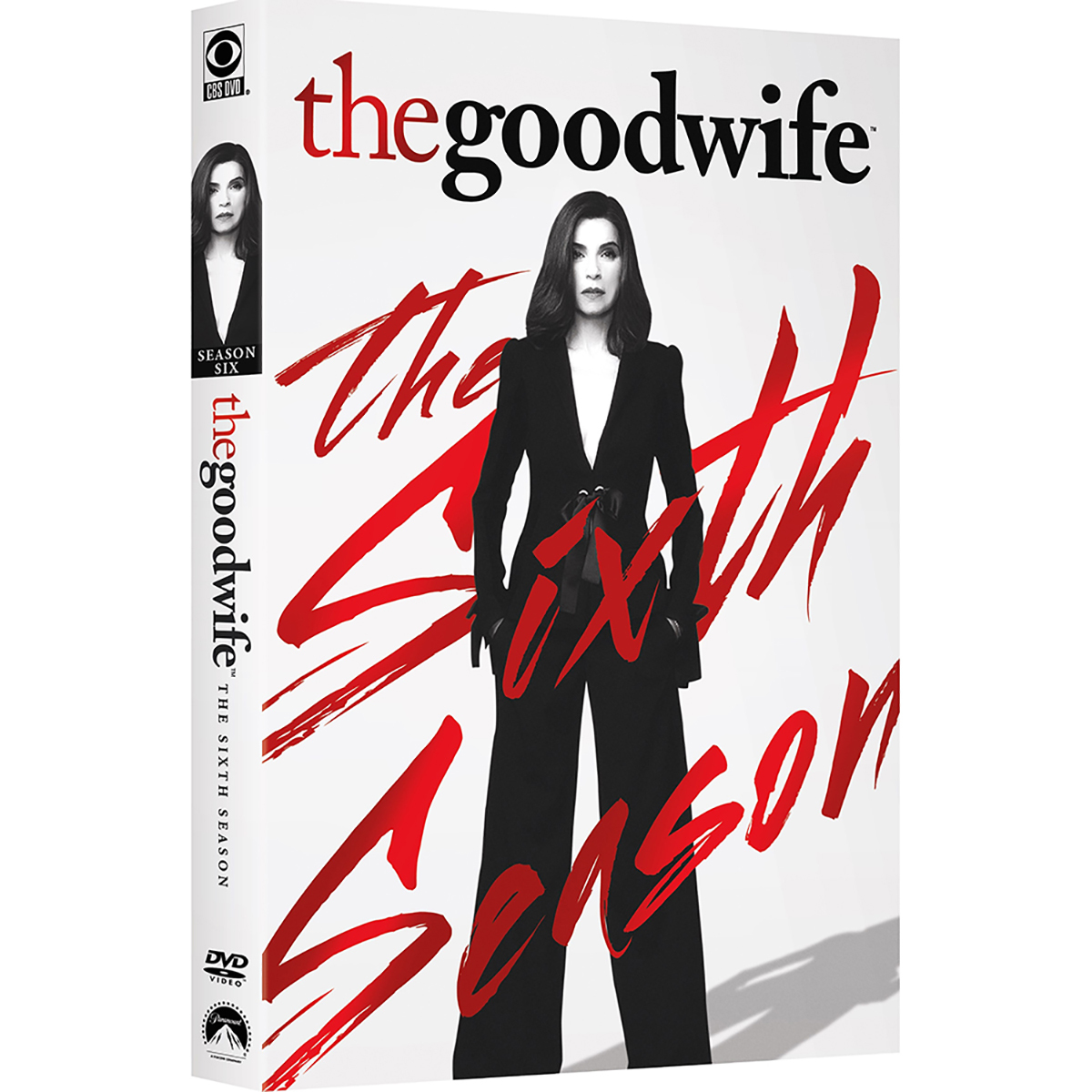 The Good Wife: Season 6 DVD -  DVDs & Videos 6445-858451