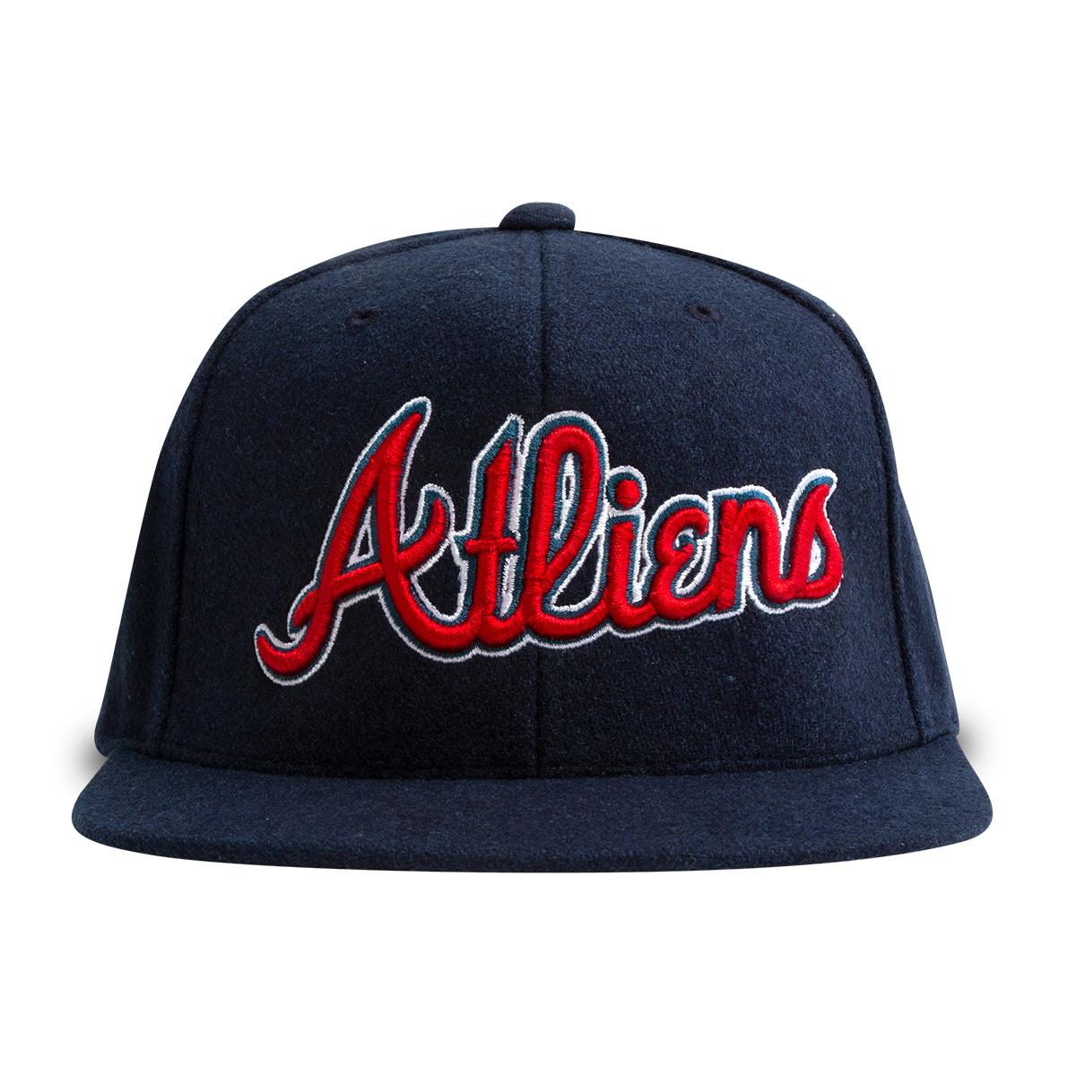 ATLiens Snapback Hat