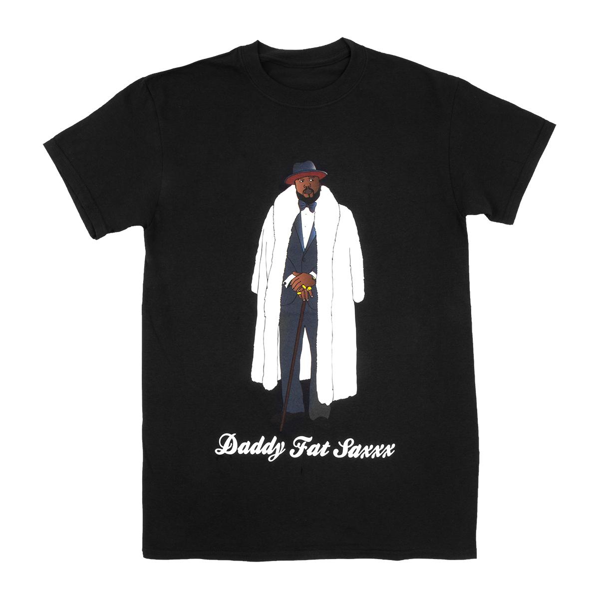 Daddy Fat Saxxx Tour Tee