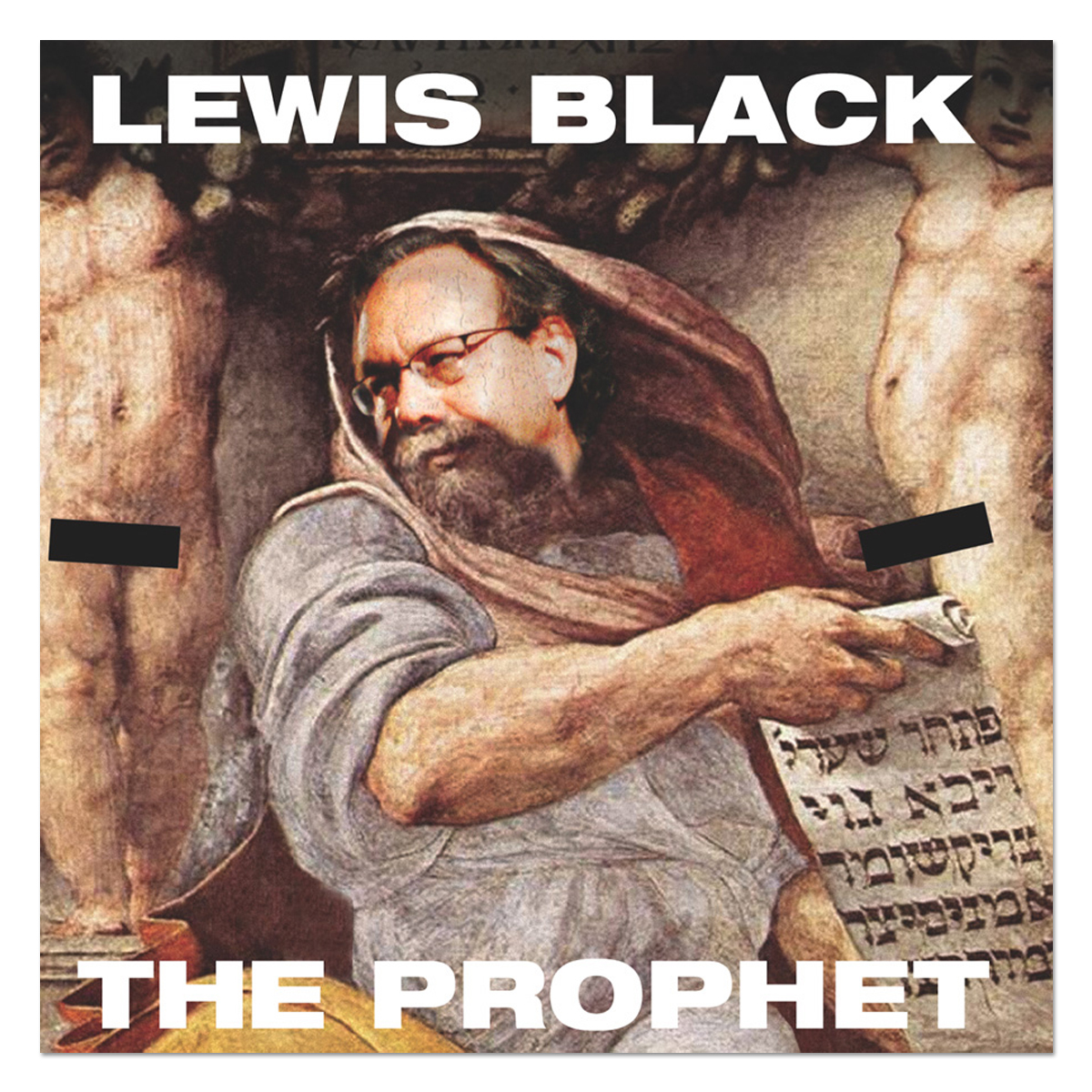 Lewis Black: The Prophet Digital Download