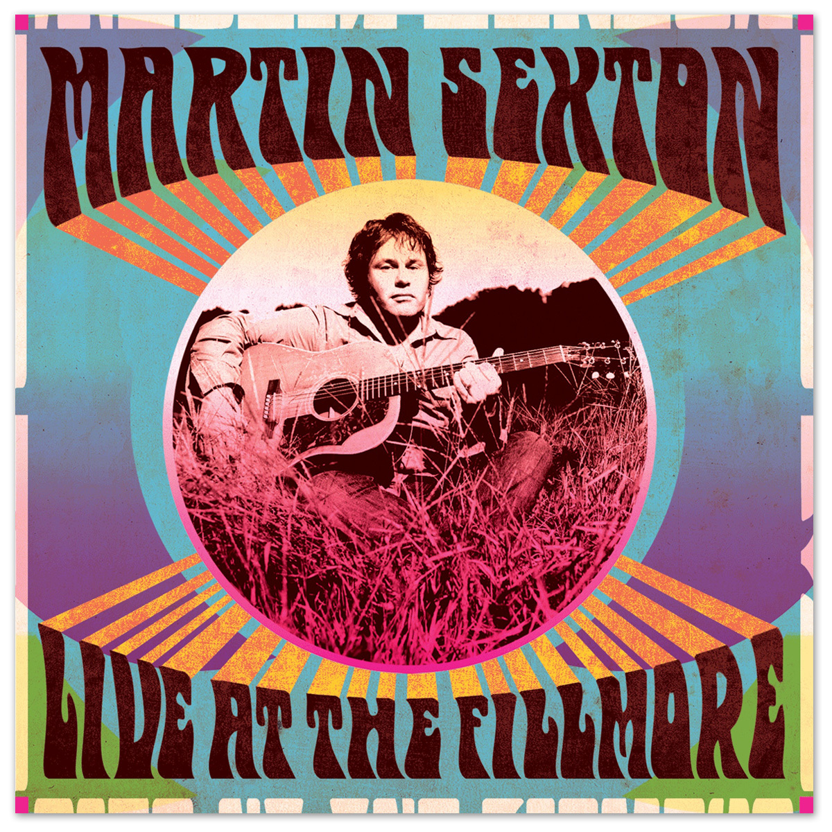 Martin Sexton Live at the Fillmore CD