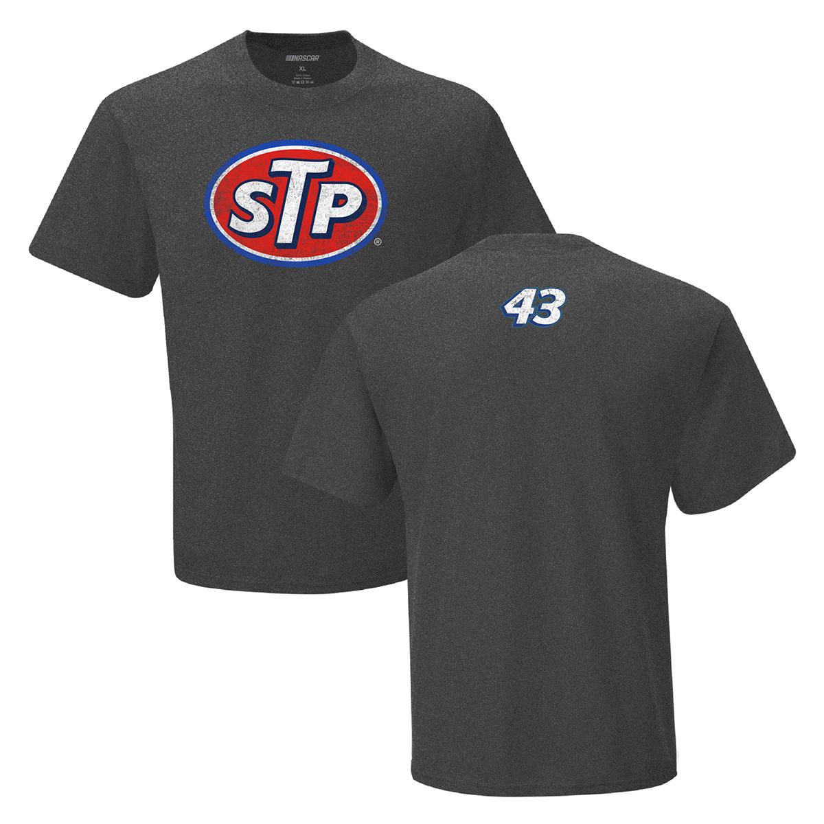 Bubba Wallace NASCAR #43 STP T-shirt
