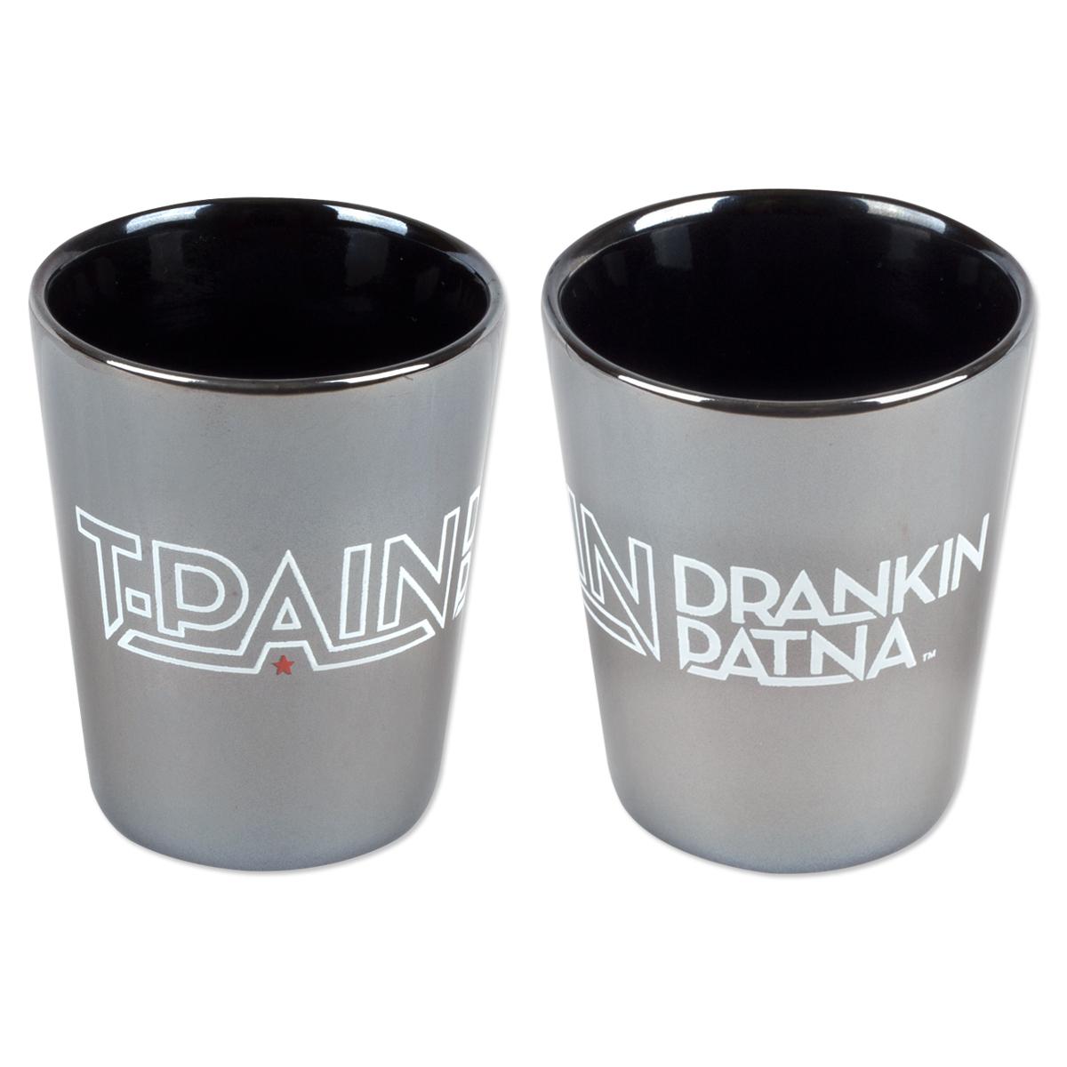T-Pain Drankin Patna Shot Glass