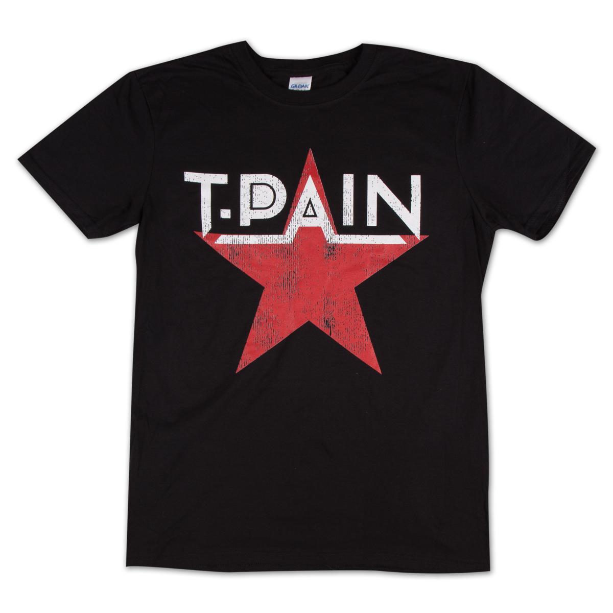 T-Pain Star T-shirt
