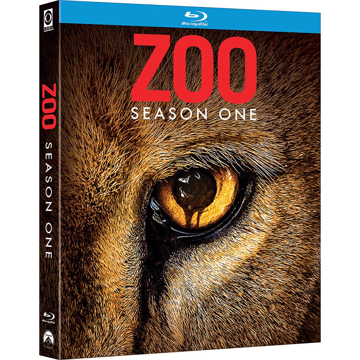 Zoo: Season 1 Blu-ray -  DVDs & Videos 6445-921550
