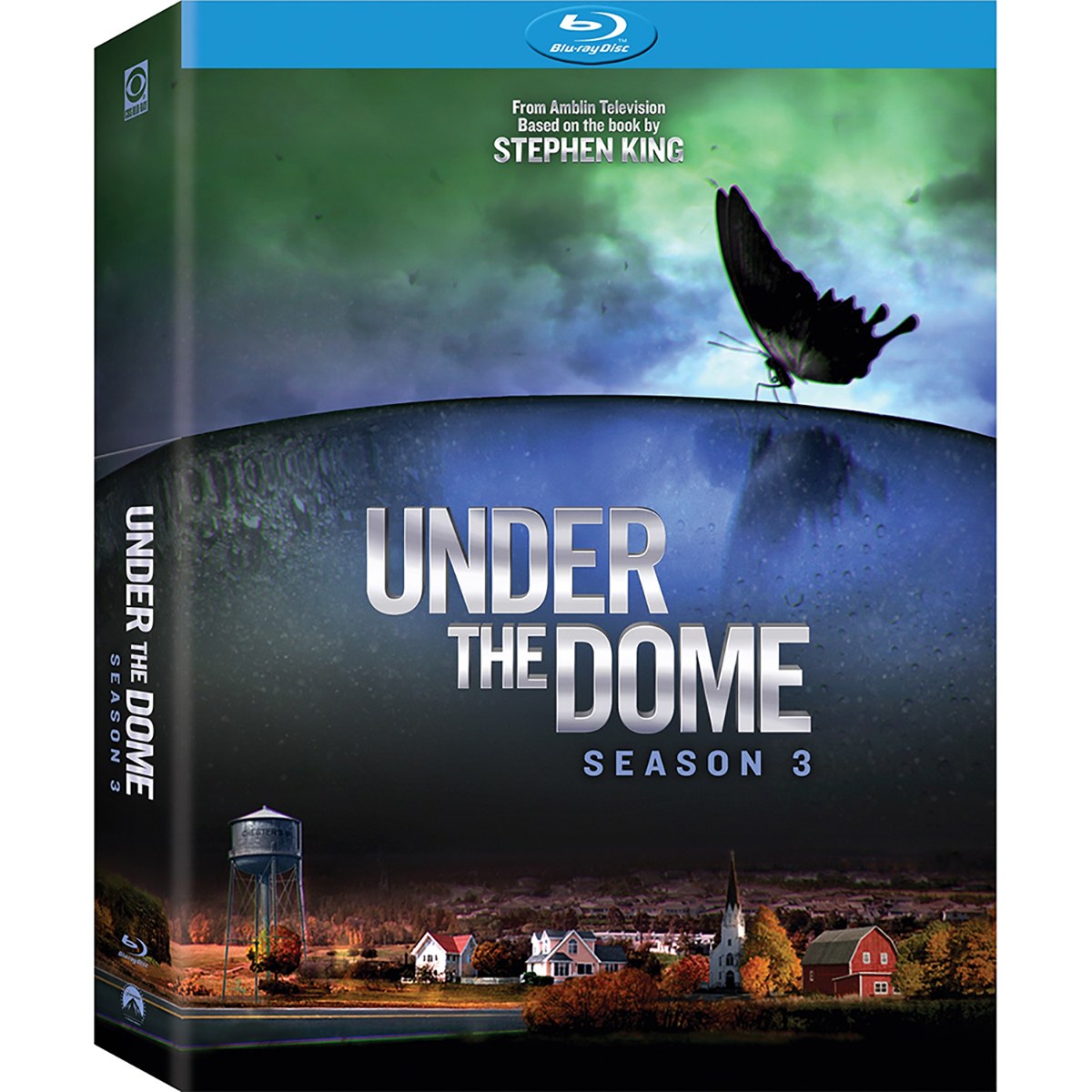 Under The Dome: Season 3 Blu-ray -  DVDs & Videos 6445-921620