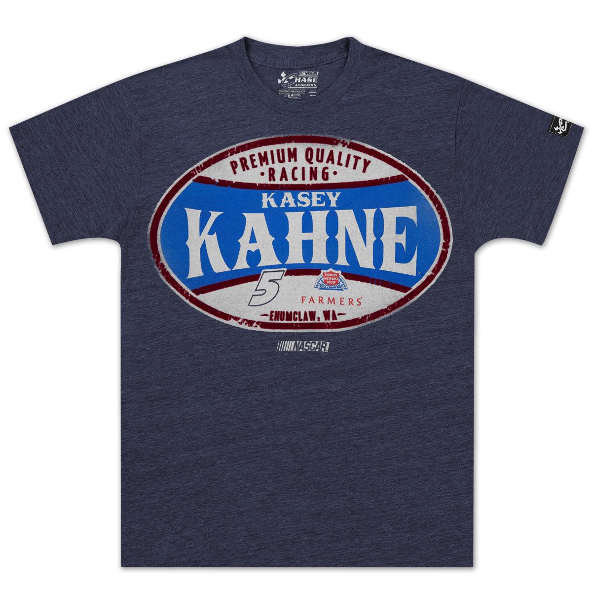 Kasey Kahne #5 Farmers Big Rig T-shirt