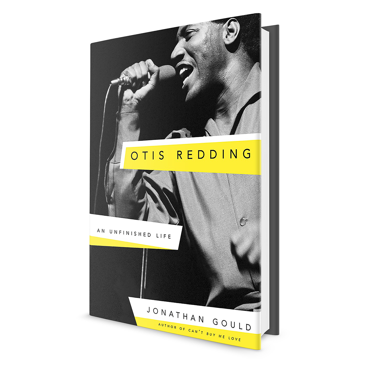 Otis Redding - An Unfinished Life Book