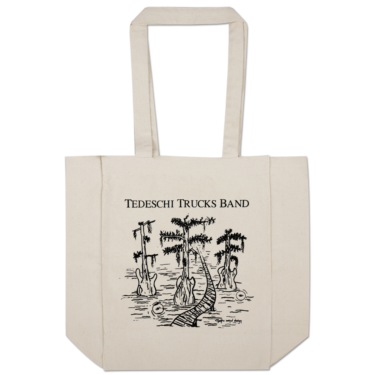 TTB Tote Bag (Natural)
