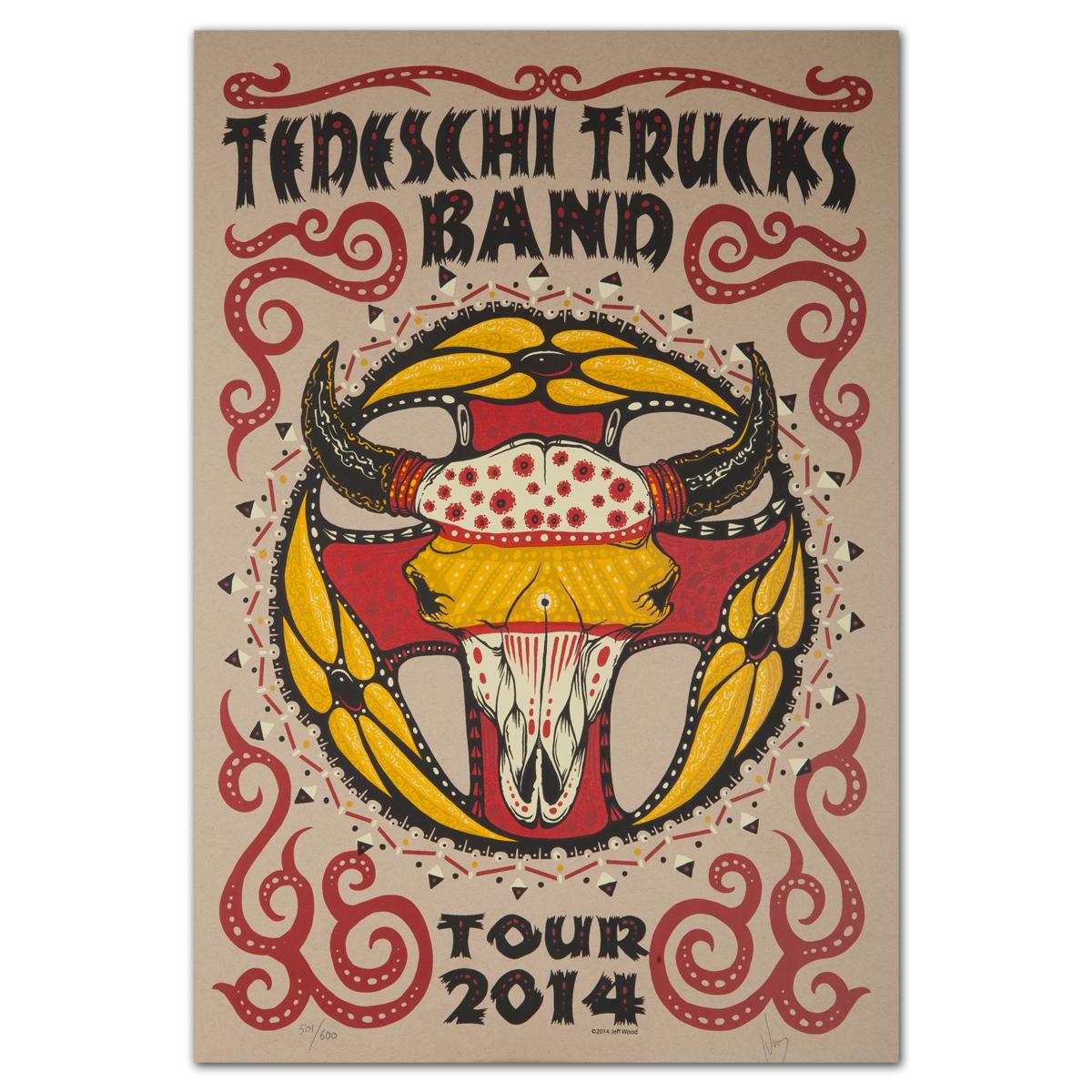TTB 2014 Tour Poster