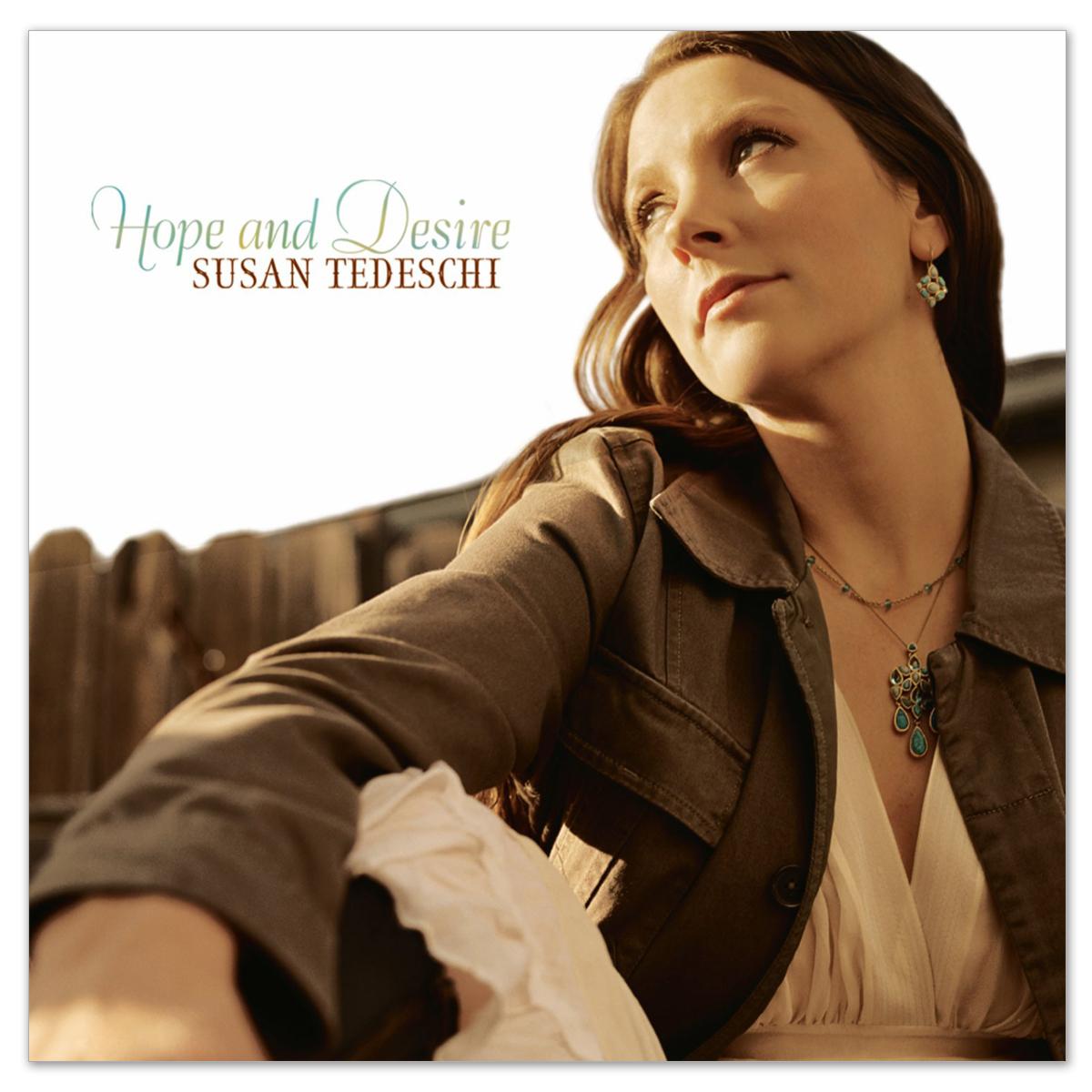 Susan Tedeschi Hope and Desire CD