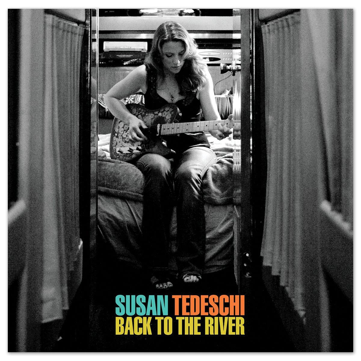 Susan Tedeschi Back to the River CD