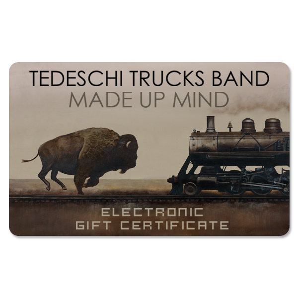 TTB Electronic Gift Certificate (from $15 to $100)