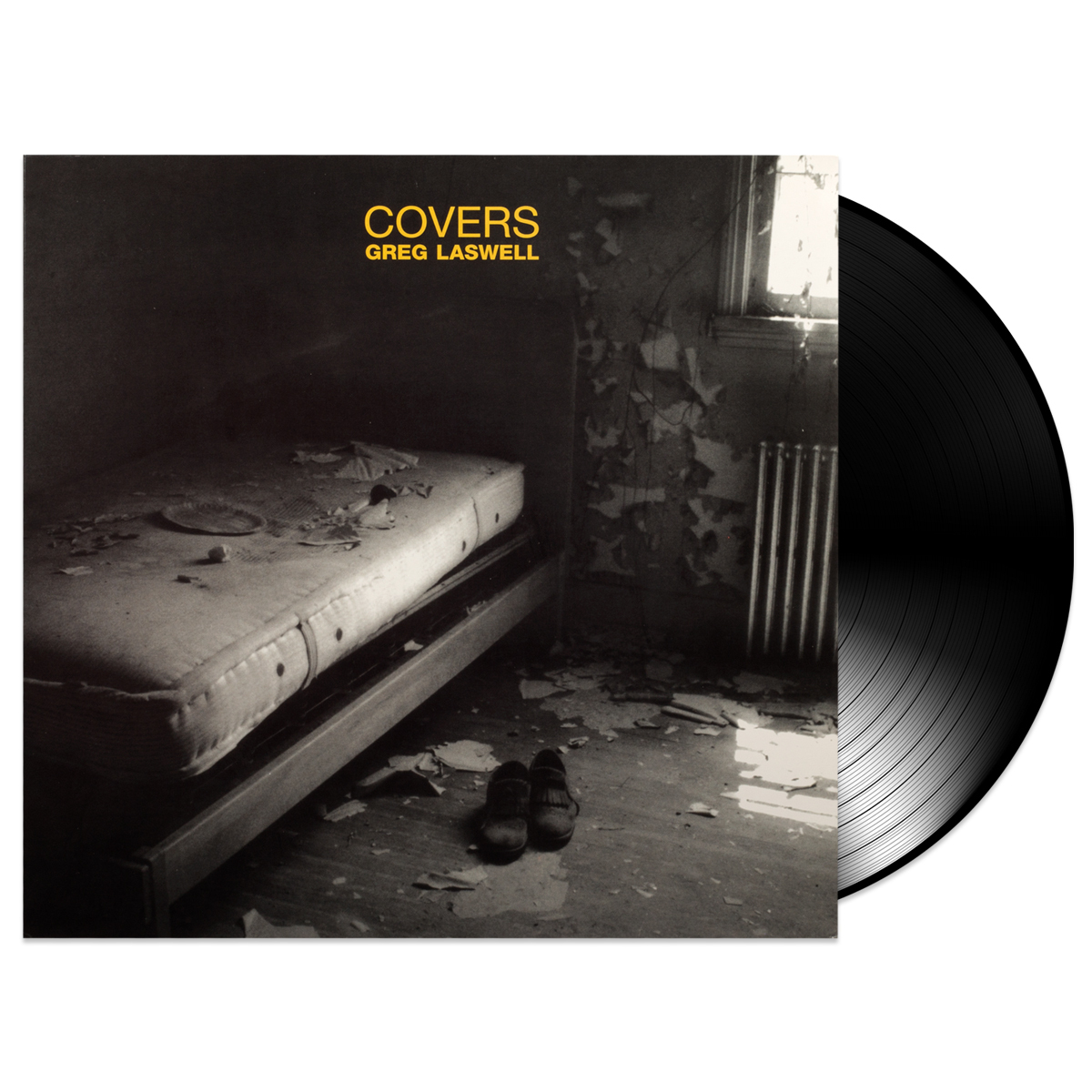 Covers Vinyl LP