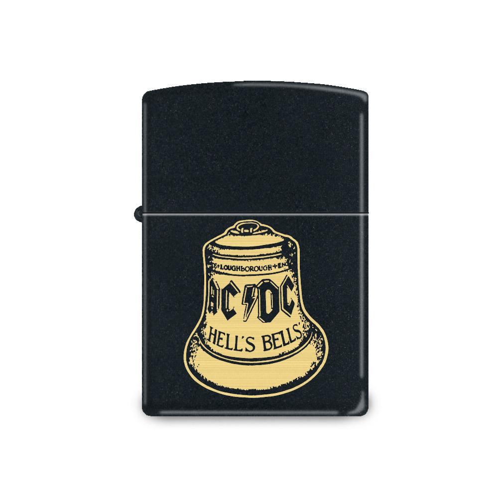 AC/DC Hells Bells Zippo