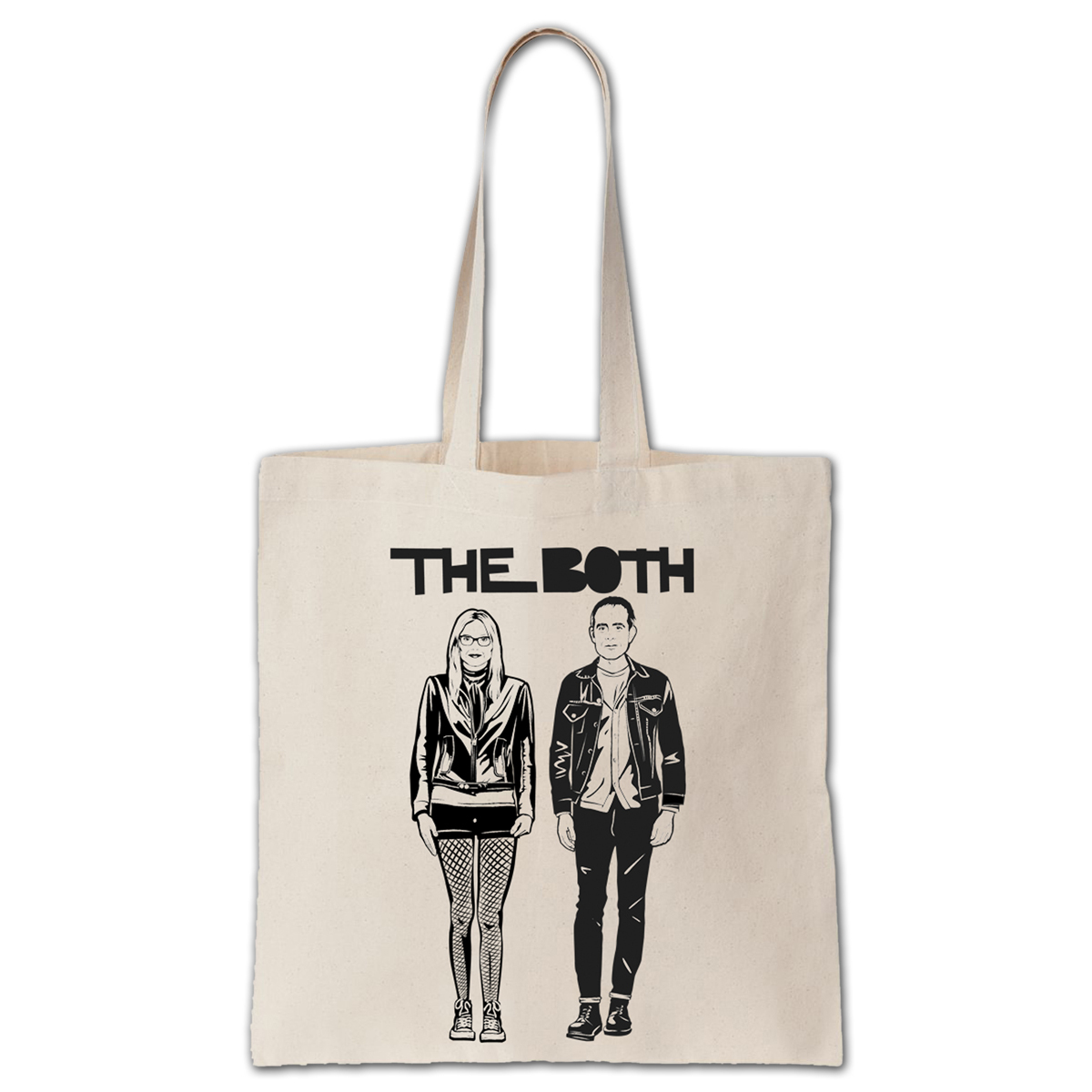 Aimee Mann and Ted Leo 'The Both' Tote