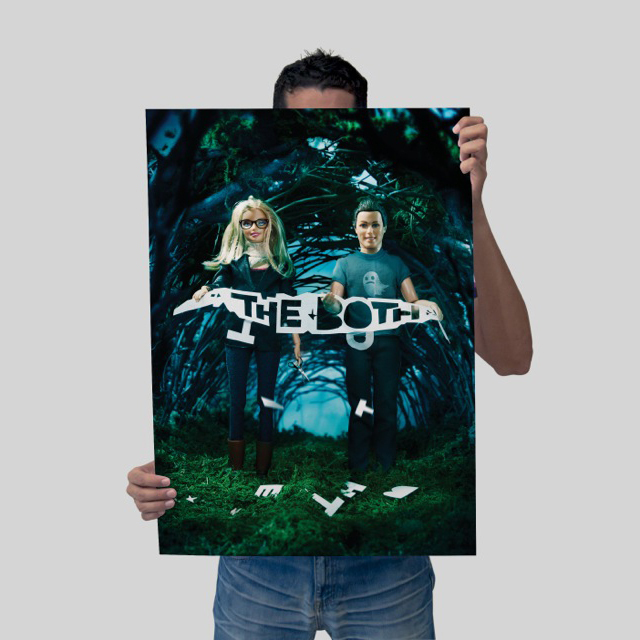 Aimee Mann & Ted Leo The Both Poster