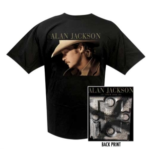 Alan Jackson Profile Tee