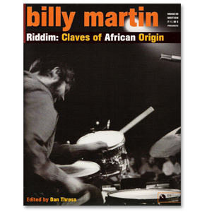 Riddim: Claves of African Origin, by Billy Martin