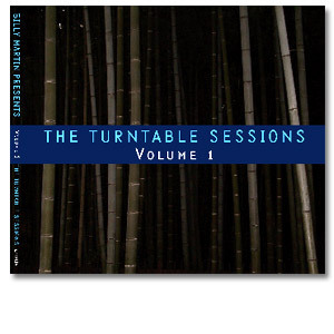 The Turntable Sessions CD