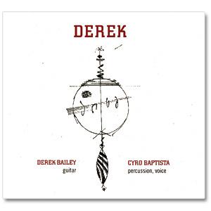 """""""Derek"""" CD"""