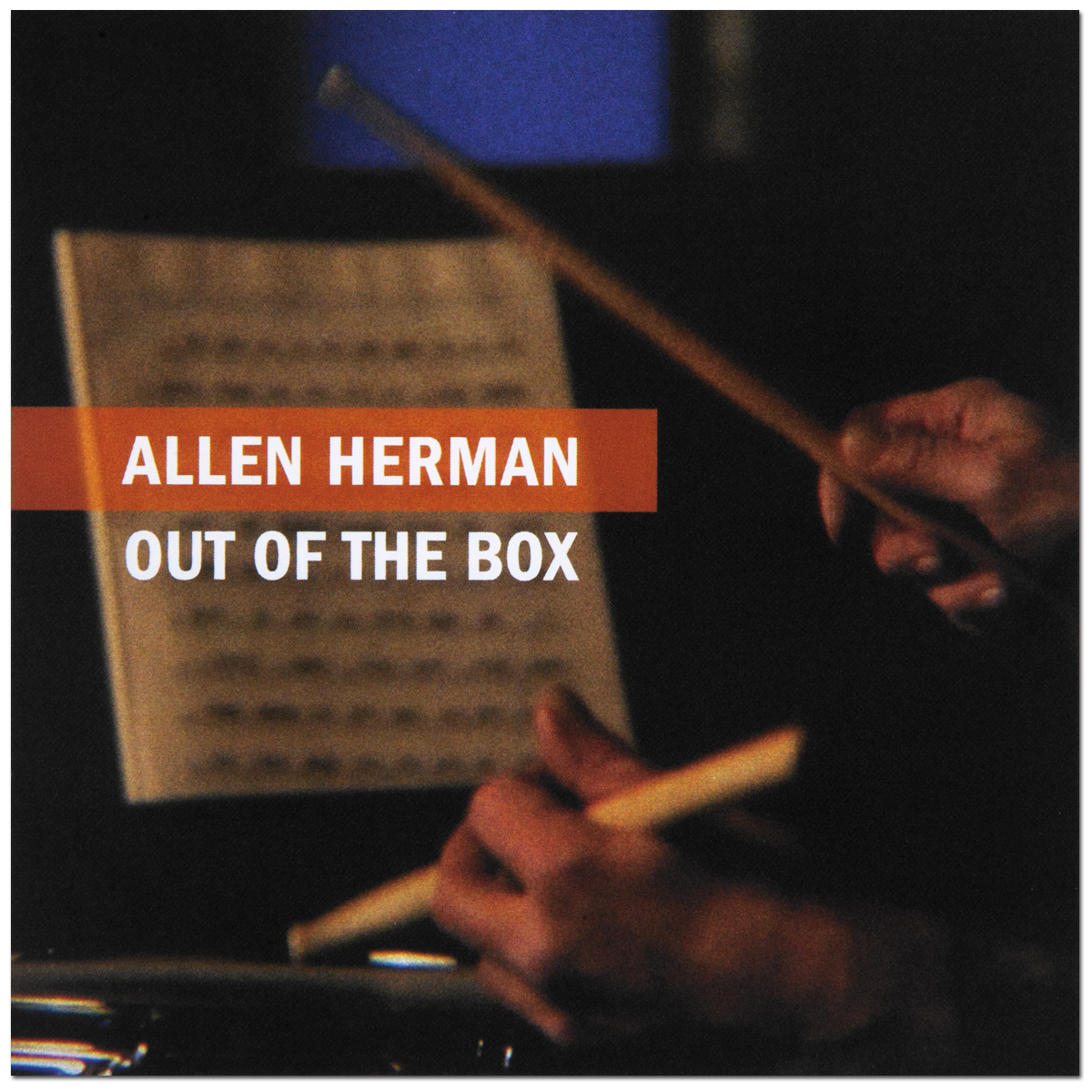 Allen Herman Out of the Box CD