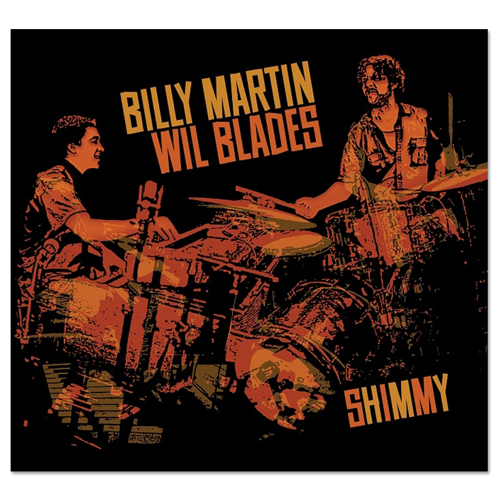 Billy Martin & Wil Blades Duo Shimmy Digital Download