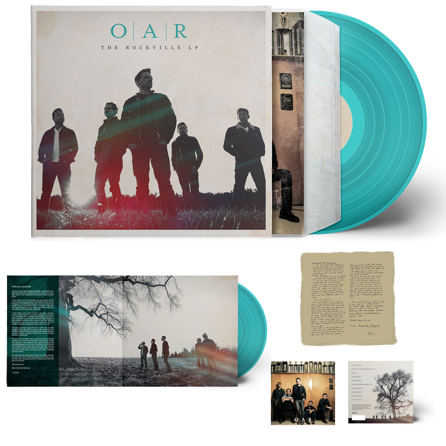 O.A.R. The Rockville LP - LP