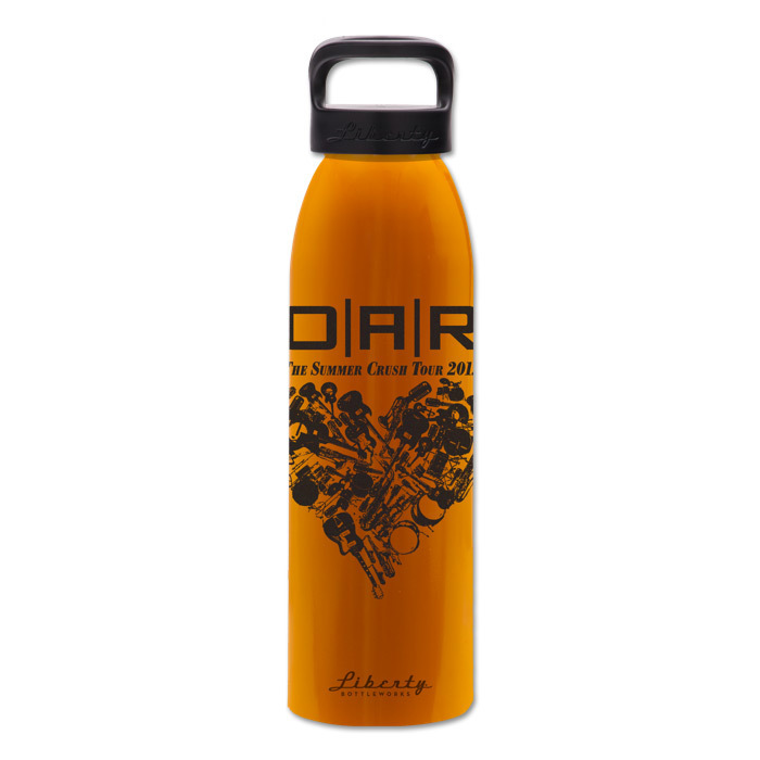 O.A.R. 2012 Summer Crush Tour Water Bottle
