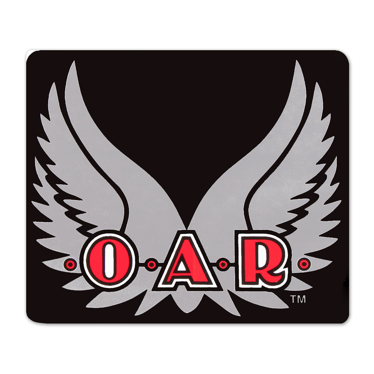 O.A.R. Wings Sticker