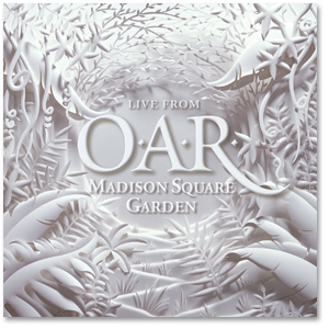 O.A.R. Live From Madison Square Garden CD