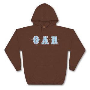 O.A.R. Brown/Blue BRS Hoodie