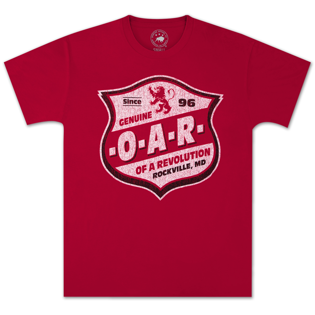 O.A.R. Genuine '96 Shield T-Shirt