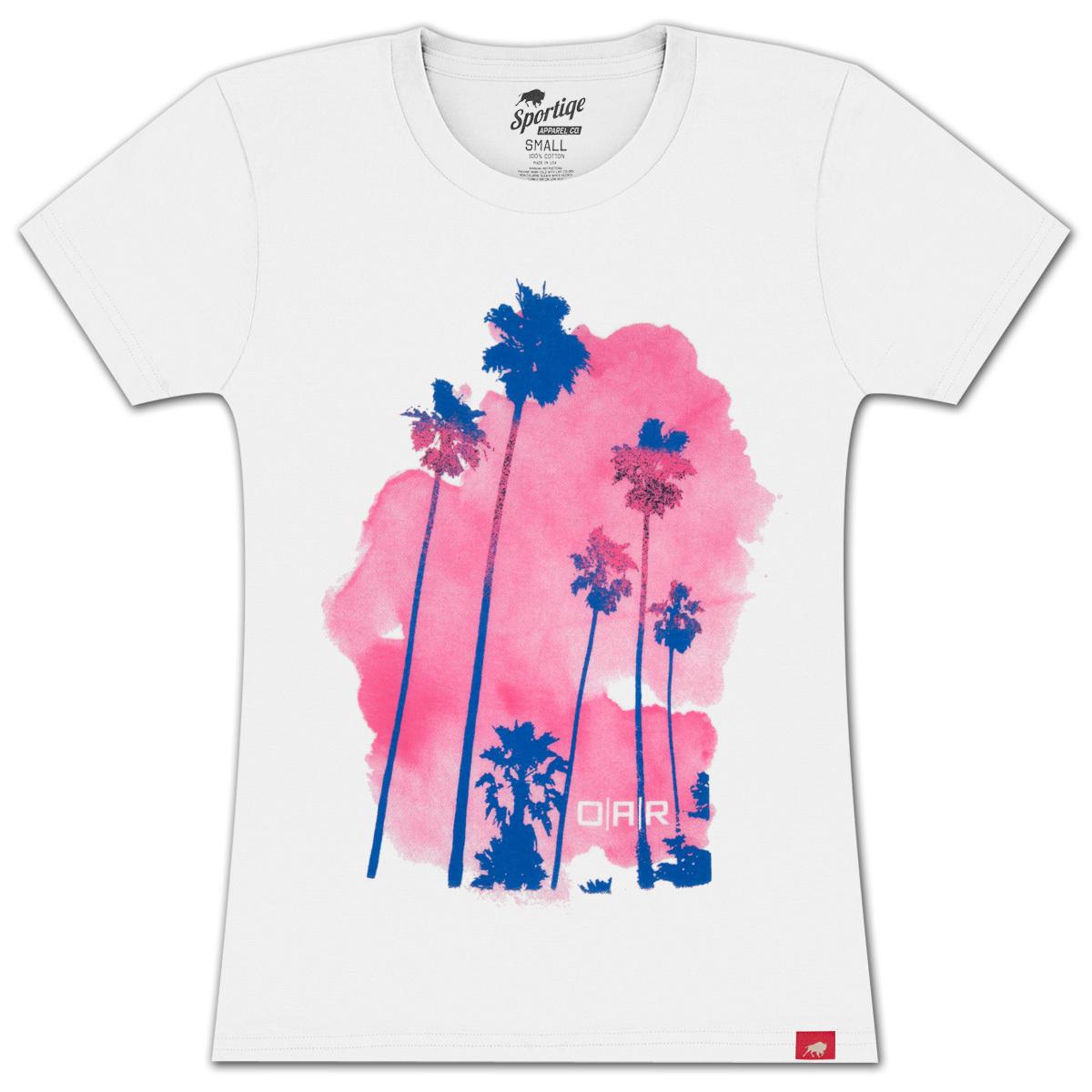 O.A.R. Laguna Women's Scoop Neck T-Shirt