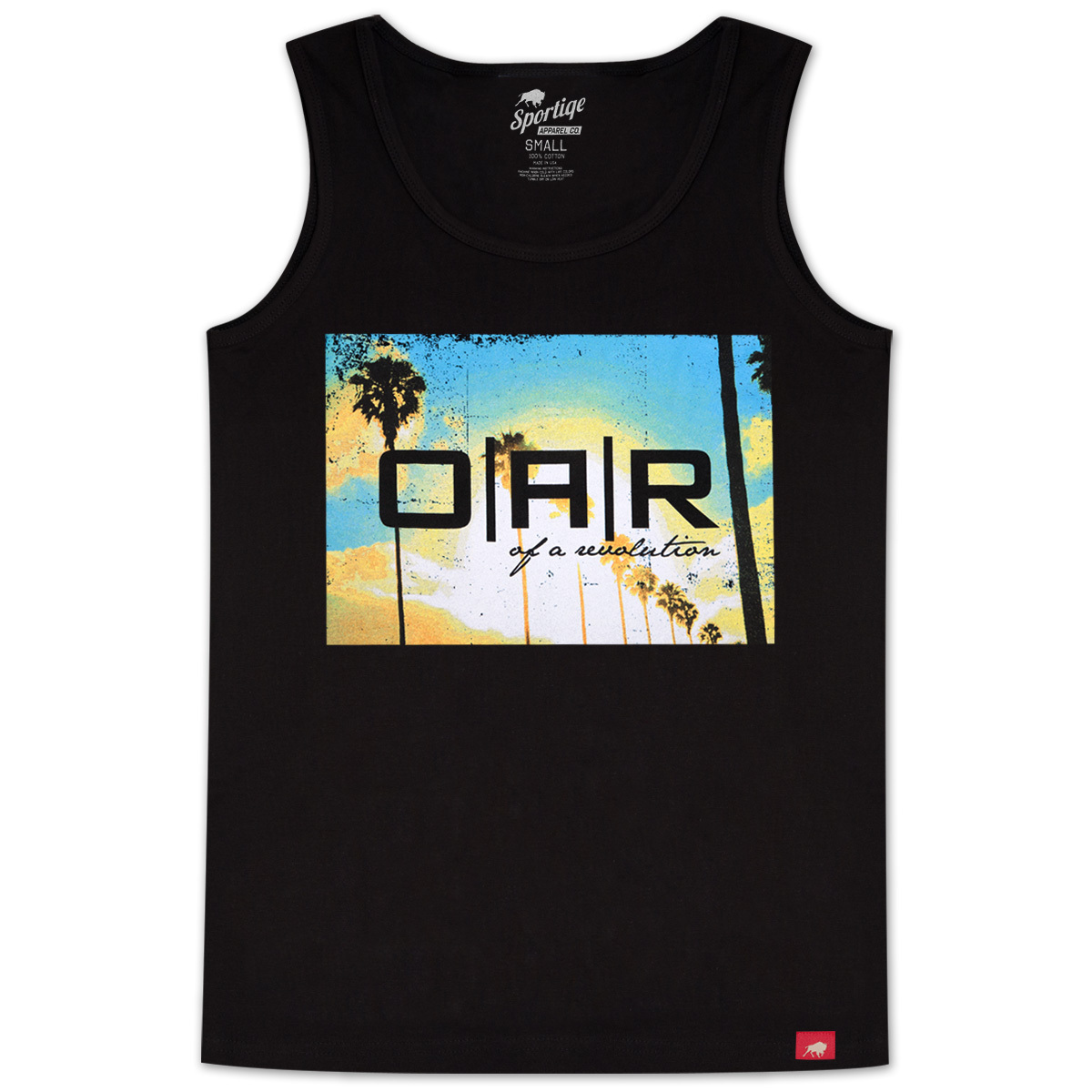 O.A.R. Cali Trees Men's Tank