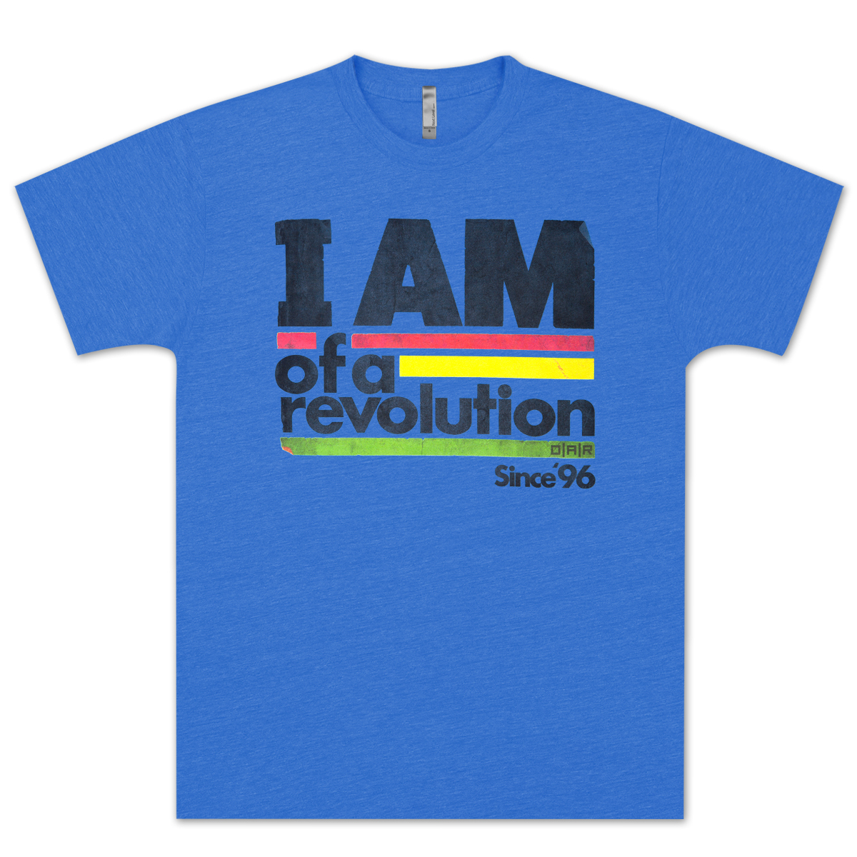 O.A.R. I AM O.A.R. Blue T-Shirt