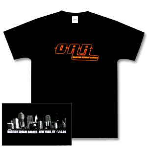 O.A.R. Madison Square Garden 1/14/06 Skyline T-Shirt