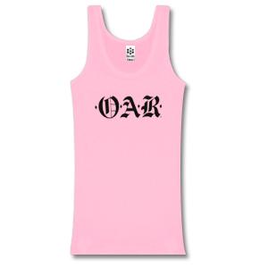 O.A.R. Old English Girl Tank T-Shirt