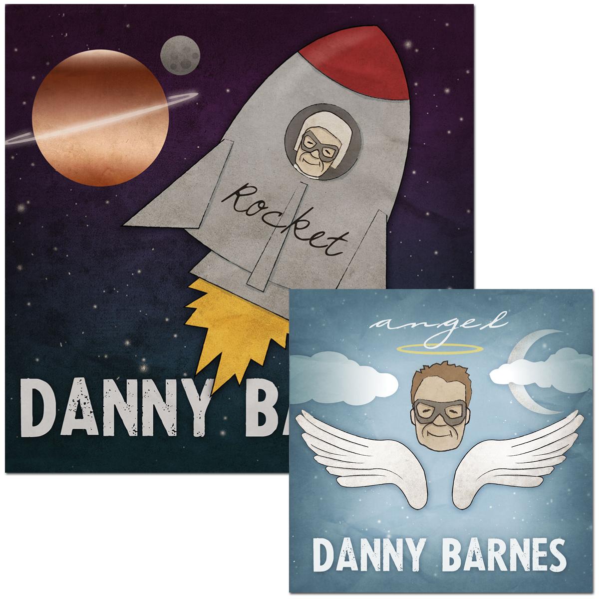 Danny Barnes Rocket Digital Download