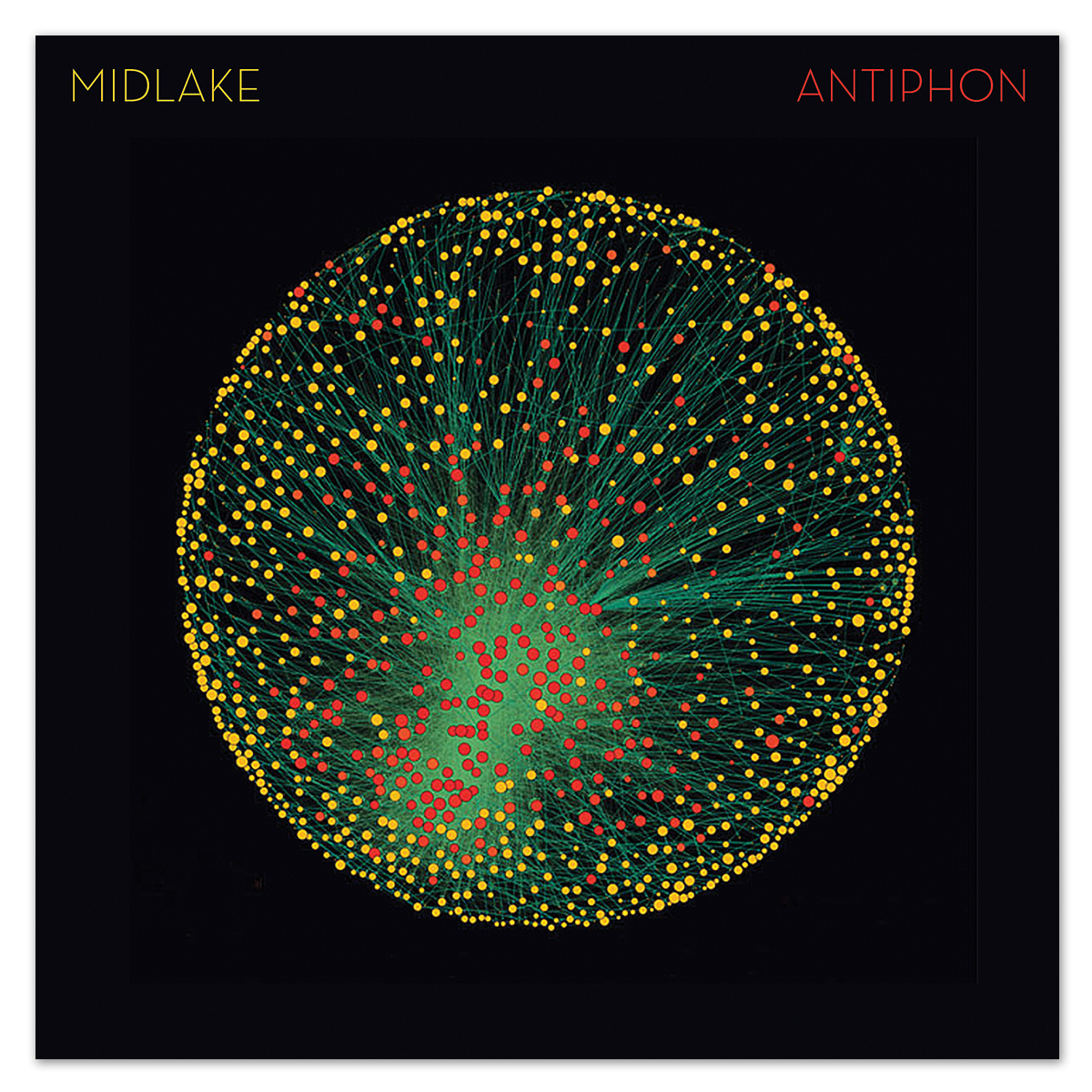 Midlake, Antiphon CD + Digital Album