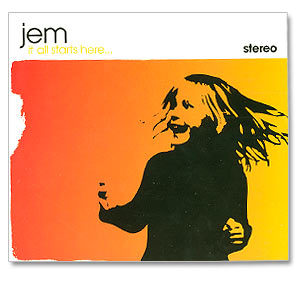 Jem - It All Starts Here... EP